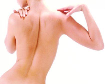 Scaderea in greutate dureri de spate mai mici